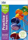 Letts 11+ Success: 11+ Non-Verbal Reasoning Practice Test Papers - Multiple-Choice: For the GL Assessment Tests by Letts 11+, Pamela Macey (Paperback, 2015)