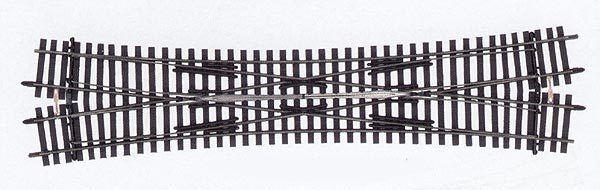 Tillig TT 83391: doppia incrocio Baeseler morbida