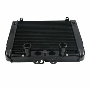 Engine CNC Aluminum Radiator Cooler for Harley V-Rod VRSCB VRSCA 2004-13 Black