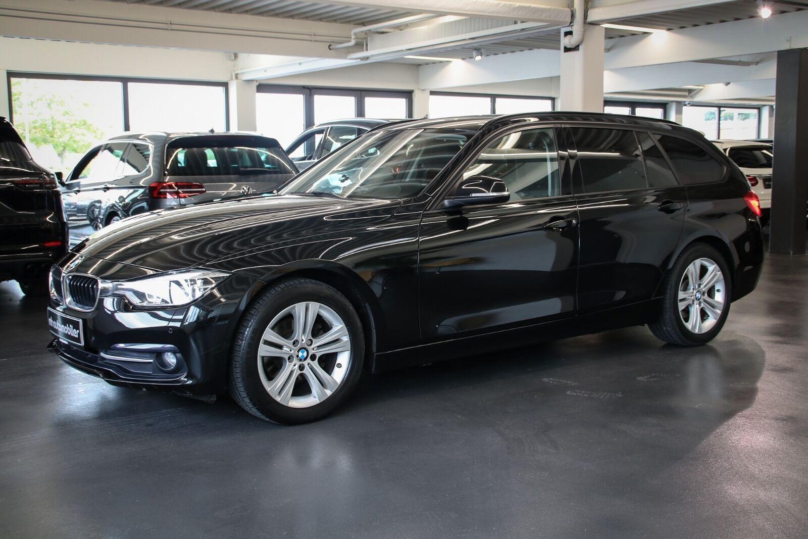 BMW 318d 2,0 Touring Sport Line aut. 5d - 249.900 kr.