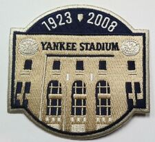 NY Yankees Final Season Patch