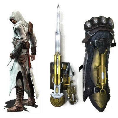 Assassin S Creed Syndicate Jacob Frye Gauntlet Hidden Blade Cosplay Props Toys Ebay