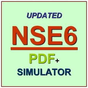 Details about Fortinet Network Security Expert 6 Test NSE6 Exam QA  PDF+Simulator