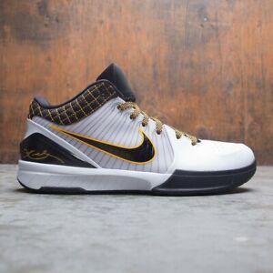 Nike Kobe 4 IV Protro White Black Del