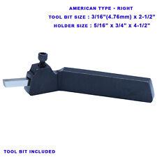 316 Hss Tool Bit Holder American Type Lathe Turning Right 516 X 34 Inch