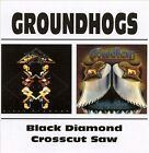 Black Diamond/Crosscut Saw by Groundhogs (CD, Feb-1992, Beat Goes On)
