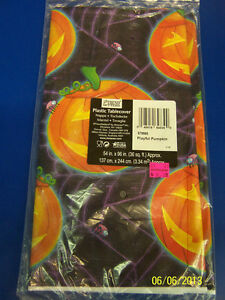 playful pumpkin jack o lantern halloween carnival party plastic