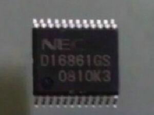 5PCS New Original NEC D16861GS UPD16861GS Ignition Driver IC SSOP-24