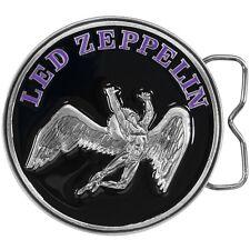 Led Zeppelin - Circle Swan Belt Buckle Pants Accessory