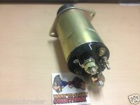 12v Starter Solenoid For Cummins Marine Engine 6bt 5.9l 359 Ci E-821104x