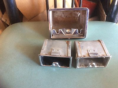 1966 1967 Lincoln Door Ashtray Nice Driver Condition