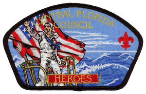 Central-Florida-Council-Heroes-Military-Coast-Guard-CSP-Uniform-Patch-Badge-BSA