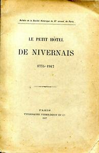 Le-petit-hotel-de-Nivernais-1775-1917