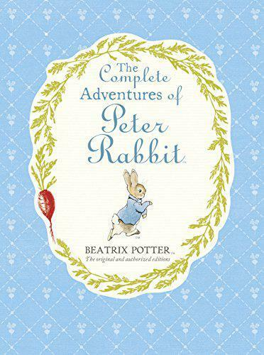 The Complete Adventures of Peter Rabbit by Potter, Beatrix, NEW Book, FREE & Fas