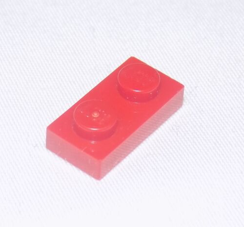 **LEGO PLATE 1x2 LUGS 3023 CHOOSE COLOUR /& PACK SIZE **
