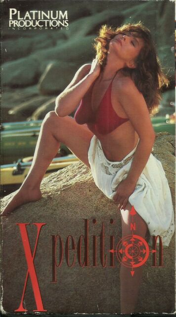 Xpedition (VHS 1991) Super Rare Erotica OOP HTF Only Available on VHS!