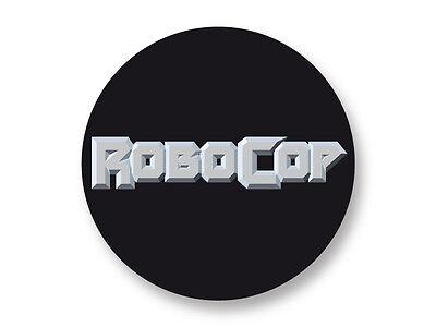 Magnet Aimant Frigo Ø38mm Robocop The Best 80/'s Movies Film Cinema