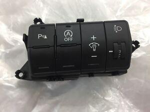 Hyundai-i30-mk2-Headlight-Control-Switch-Panel-93320-a6250ry
