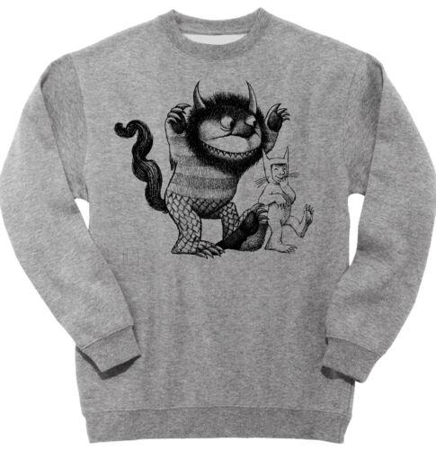 where the wild things are sweatshirt