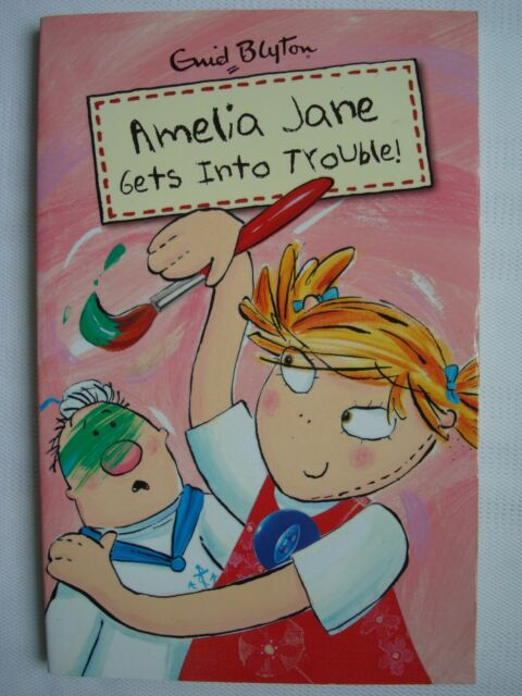 Amelia Jane Gets into Trouble by Enid Blyton (Paperback, 2014)