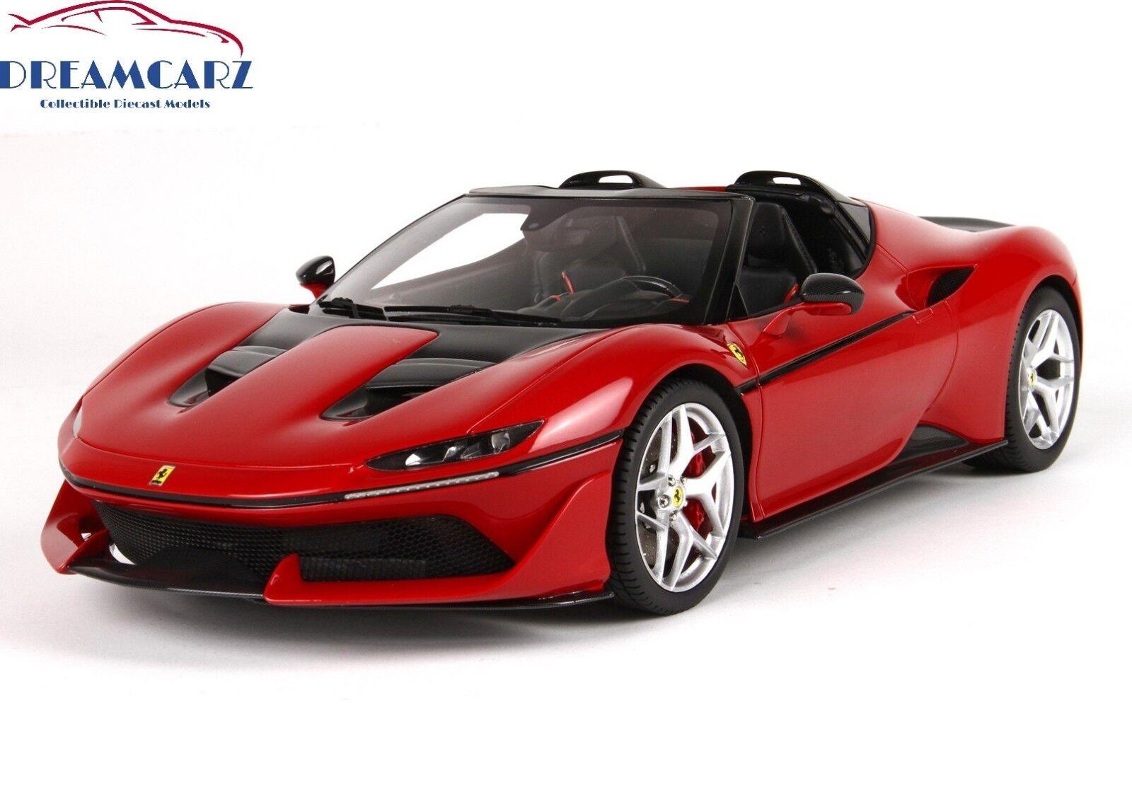 BBR 1 18 Ferrari J50 J50 J50 P18156CFB - Special Edition - Limited 100 pcs  09ef2f