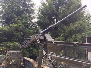 Details about DIY Browning M2 M2HB 50 cal  BMG machinegun prop replica kit  1:1
