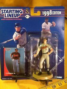 1998 Starting Lineup MLB Cal Ripken Jr. Baltimore Orioles - Kenner