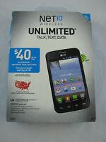 Lg Optimus Dynamic 2 Ii L39c L39 Net10 Cellular Android Phone Smartphone