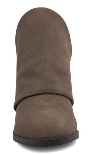 Blowfish NEW Skirr-B Mushroom brown floral low heel ankle boots sizes 3-8