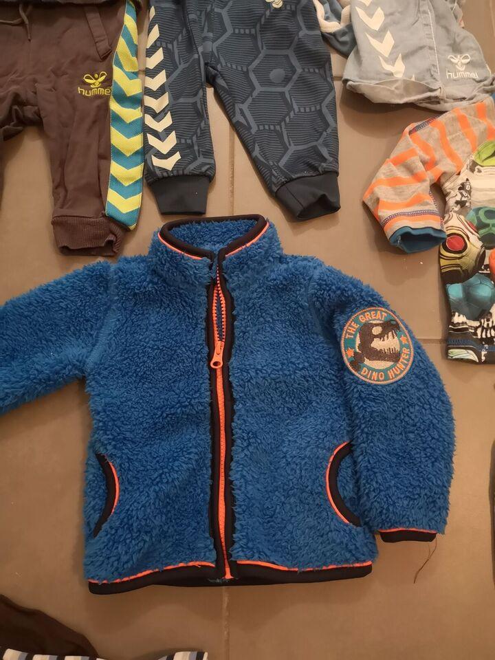 Blandet tøj, Bodyer, jakke