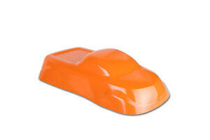 Image Is Loading Powder Coating Paint Orange Creamsicle Pearl Dormant 1lb
