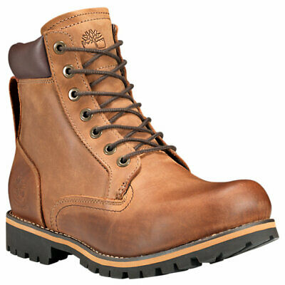 NEU TIMBERLAND Herren Heritage Rugged 6 Inch Waterproof Boot (74134) copper rough | eBay