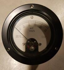 Aampm 366 022 Percent Rated Current Panel Meter 0 150v 0 300v Fs150vac 5060hz