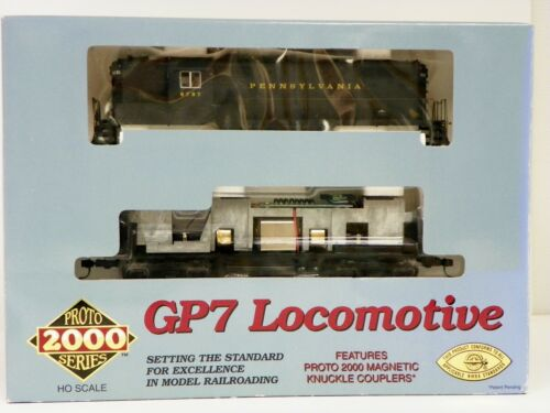 "LIFELIKEPROTO 2000 LIMITED EDITION HO MA ""PENNSYLVANIA"" GP7 POWER LOCOMOTIVE"