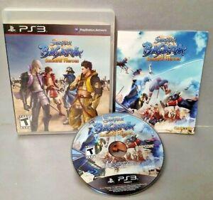 Sengoku-Basara-Samurai-Heroes-Sony-PlayStation-3-PS3-Game-COMPLETE-Tested
