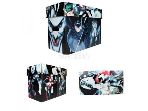 SD TOYS BATMAN COMICS COLLECTOR BOX BY ALEX ROSS ACCESSORI