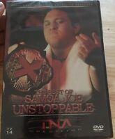 Tna Wrestling - Unstoppable: The Best Of Samoa Joe (dvd, 2006) Nxt Wwe Wwf