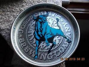 SCHLITZ-MALT-LIQUOR-METAL-BEER-TRAY-13-034-Diameter