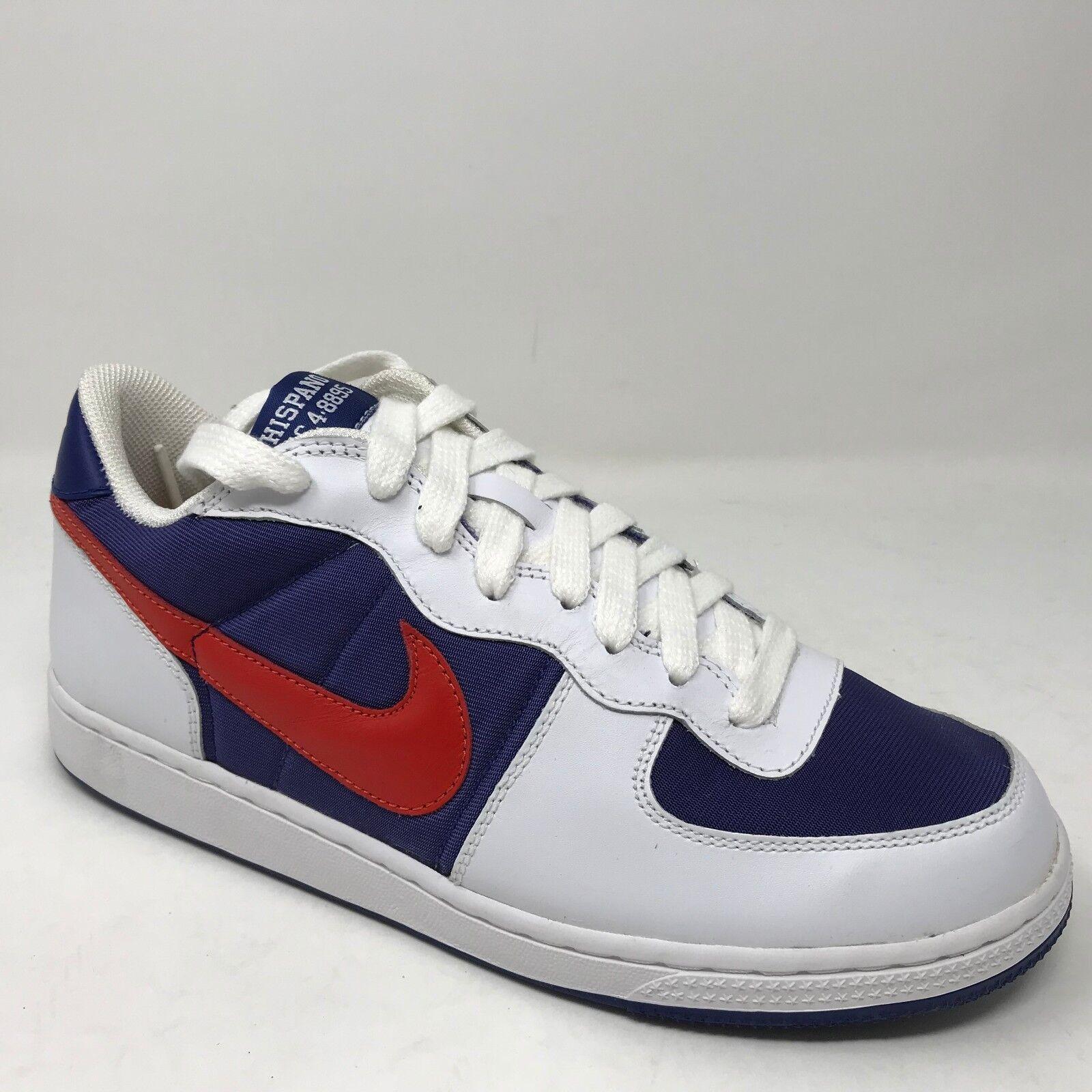 New Vintage Nike Zoom Terminator Low Brooklyn Hispano Football 310208-161 Size 8