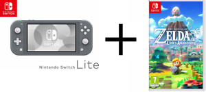 Link's Awakening (2019) and Nintendo Switch Lite Color of Your Choice BRAND NEW