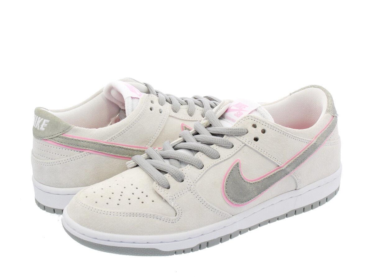 Nike sb zoom schiacciare low pro (bianco (bianco (bianco - rosa d'argento 895969-160 scarpe da uomo taglia 57c3bc