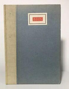 B-H-newdigate-Gelehrter-Drucker-1869-1944-Arden-Presse-Shakespeare-Head-Press