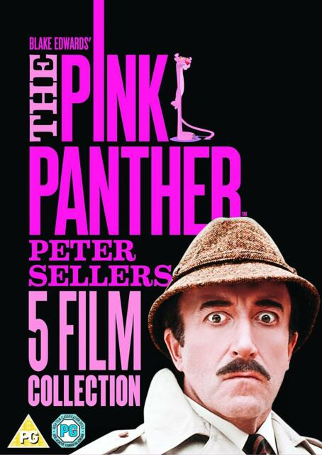 Peter Sellers Der Rosarote Panther