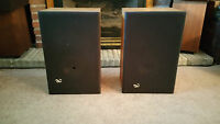 VINTAGE INFINITY Qe SPEAKERS WITH EMIT TWEETERS
