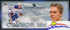 2015-2016-Upper-Deck-C-1-Connor-McDavid-Collection-ROOKIE-JUMBO-MINT-Oilers