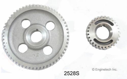Enginetech Timing Gear Set Kit Mercruiser Marine 3.0L 181 Chevy Marine