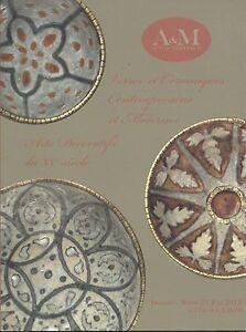 DROUOT-MODERN-GLASS-CERAMICS-Art-Deco-Daum-Galle-Lalique-Metthey-de-Vinck-Catal