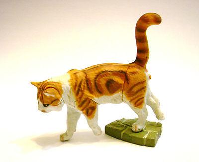RARE Kaiyodo Takara Choco Q ChocoQ Pet Animal 5 British Shorthair Cat Figure B