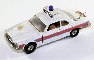 CORGI-TOYS-N-429-JAGUAR-XJ12C-Auto-della-Polizia-Diecast-Made-in-Gran-Bretagna-A12
