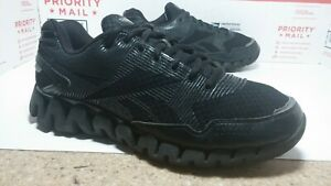 Pre-Owned-Used-Reebok-Zig-Tech-Athletic-Running-Shoes-Mens-Sz-10-Fast-Ship